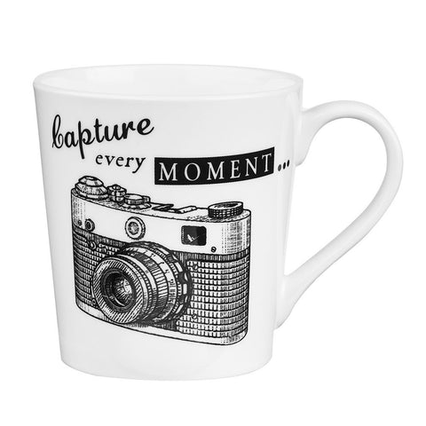 Churchill China About Time Camera Mug 0.30L