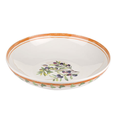 Portmeirion Alfresco Pomona Large Pasta Bowl 32cm