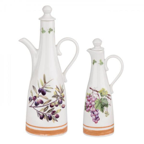 Portmeirion Alfresco Pomona Oil And Vinegar Dispenser