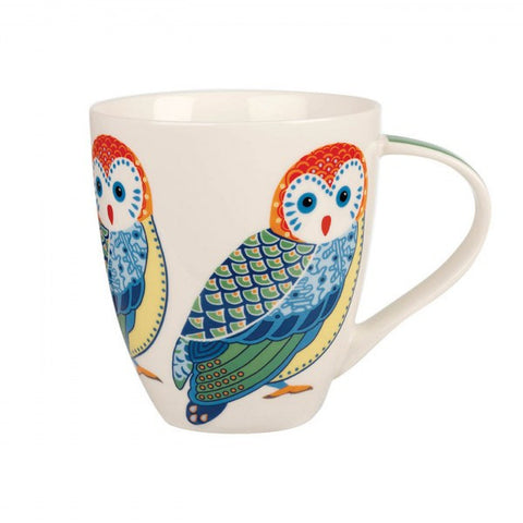 Churchill China Paradise Owl Crush Mug 500ml