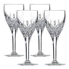 Royal Doulton Highclere Set of 4 Wine Glasses 220ml