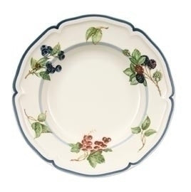 Villeroy and Boch Cottage Deep Plate 23cm