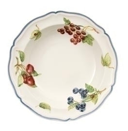 Villeroy and Boch Cottage Deep Plate 20cm