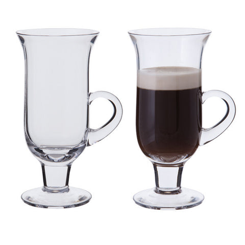 Dartington Crystal Bar Excellence Irish Coffee Glass 0.18L (Pair)