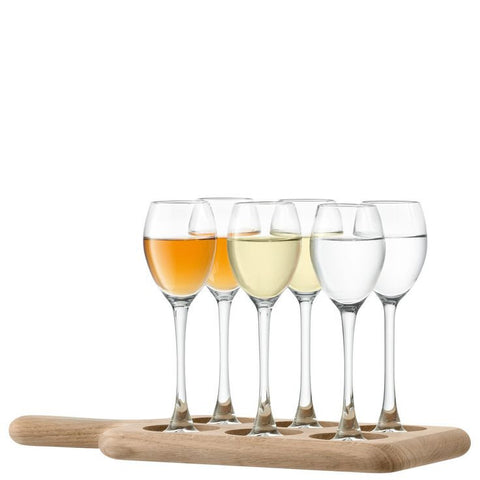 LSA Paddle Liquer Serving Set 32cm