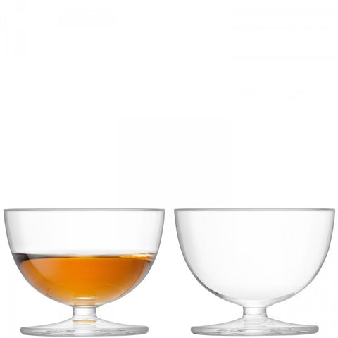 LSA Olivia Liqueur Glass 0.65L (Pair)