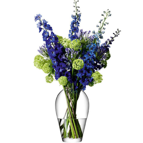 LSA Flower  Clear Grand Bouquet Vase 35cm
