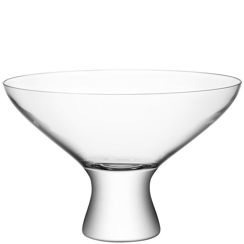 LSA Elina Clear Serving Bowl 32cm