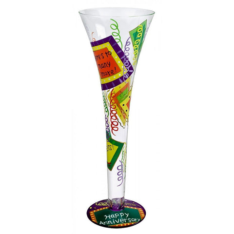 Lolita Happy Anniversary Champagne Glass 0.22L