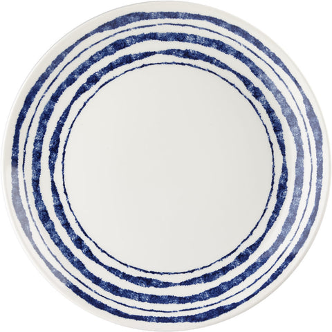 Churchill China Inkie Stripe Dinner Plate 26cm