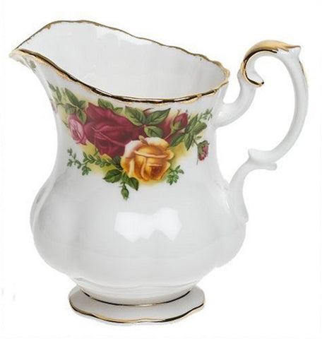 Royal Albert Old Country Roses Cream Jug 0.25L