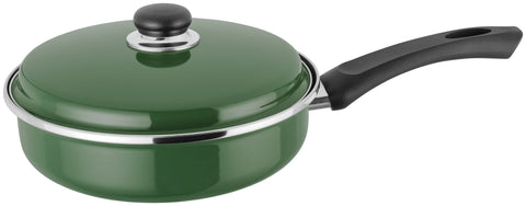 Judge Induction Green Frypan 24cm