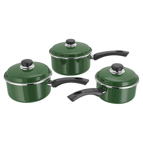 Judge Induction Green 3 Piece Set