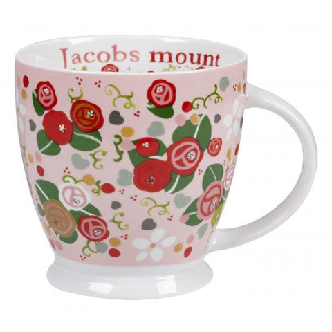 Churchill China Julie Dodsworth Jacobs Mount Lily Mug 300ml