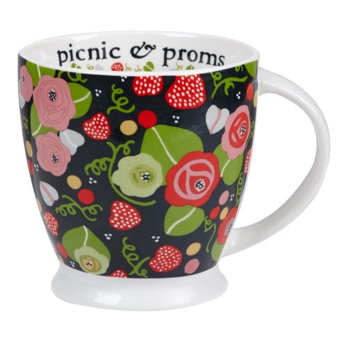 Churchill China Julie Dodsworth Picnic And Proms Lily Mug 300ml