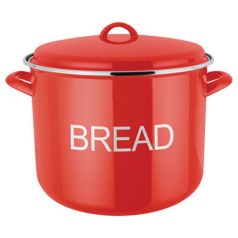 Judge Induction Red Bread Crock 30cm