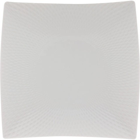 Maxwell and Williams Diamonds Square Salad Plate 18.5cm