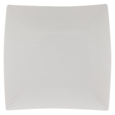 Maxwell and Williams Diamonds Square Dinner Plate 26cm