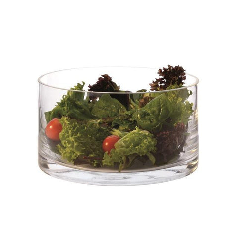 Maxwell and Williams Diamante Cylindrical Salad Bowl 22cm