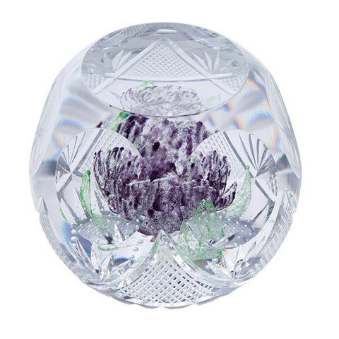 Caithness Glass Limited Edition Filigree Paperweight
