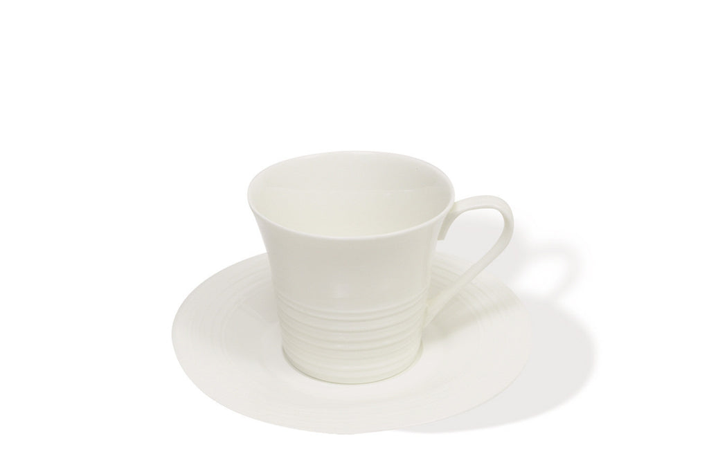 Maxwell and Williams Cirque Teacup and Saucer 0.22L