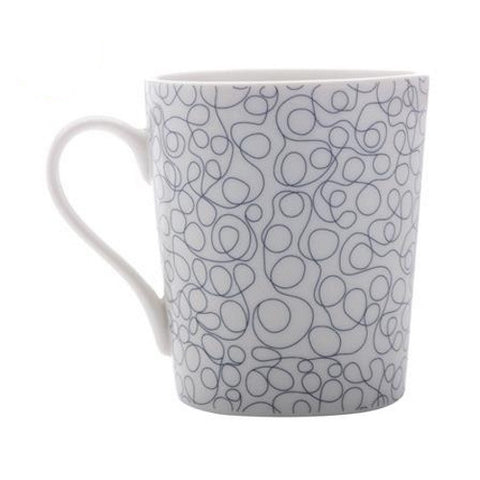 Maxwell and Williams Indigo Free Mug 0.34L