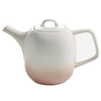Maxwell and Williams Bisou Pink Teapot 1L