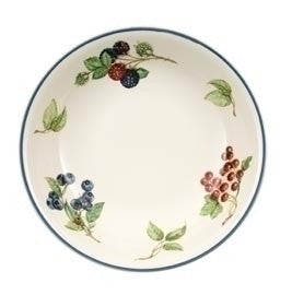Villeroy and Boch Cottage Pasta Plate 23cm