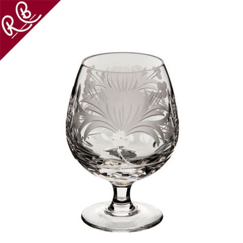 Royal Brierley Honeysuckle Brandy Glass 0.29L