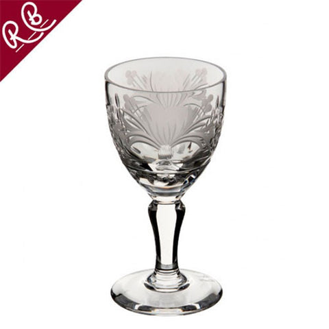 Royal Brierley Honeysuckle Goblet 0.29L