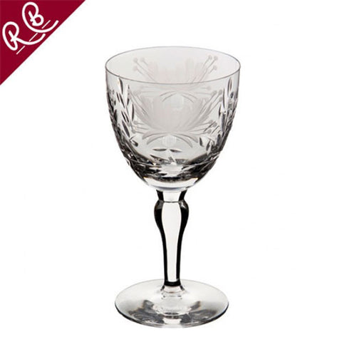 Royal Brierley Honeysuckle Red Wine Glass 0.21L