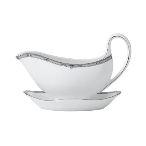 Wedgwood Amherst Sauceboat Saucer (Saucer Only)