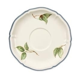 Villeroy and Boch Cottage Breakfast Cup Saucer 17cm (Saucer Only)