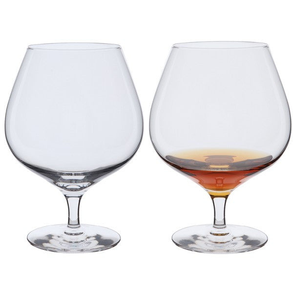 Dartington Crystal Wine Master Brandy Glass Pair 0.82L
