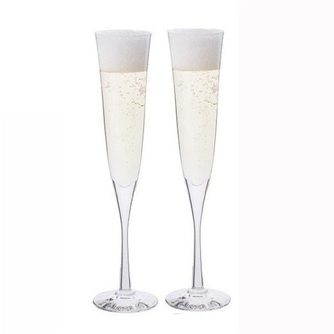 Dartington Crystal Whisky and Champagne Celebration Flute 0.15L (Pair)