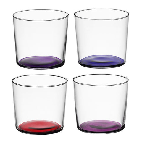 LSA Coro Berry Set of 4 Tumblers 310ml