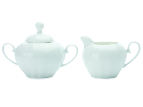 Maxwell and Williams Cashmere Charming Sugar and Creamer Set