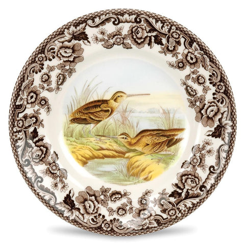 Spode Woodlands Snipe Tea Plate 15cm