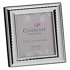 Arthur Price Cherish Coniston Photo Frame 3.5 inch by 5 inch