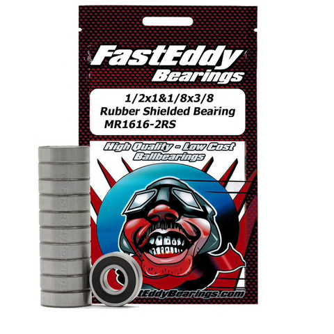 Fast Eddy - Rear Axle Bearing