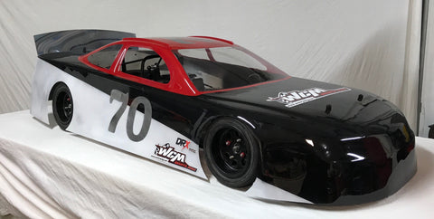 WCM Racing 2017 Storm HD Body