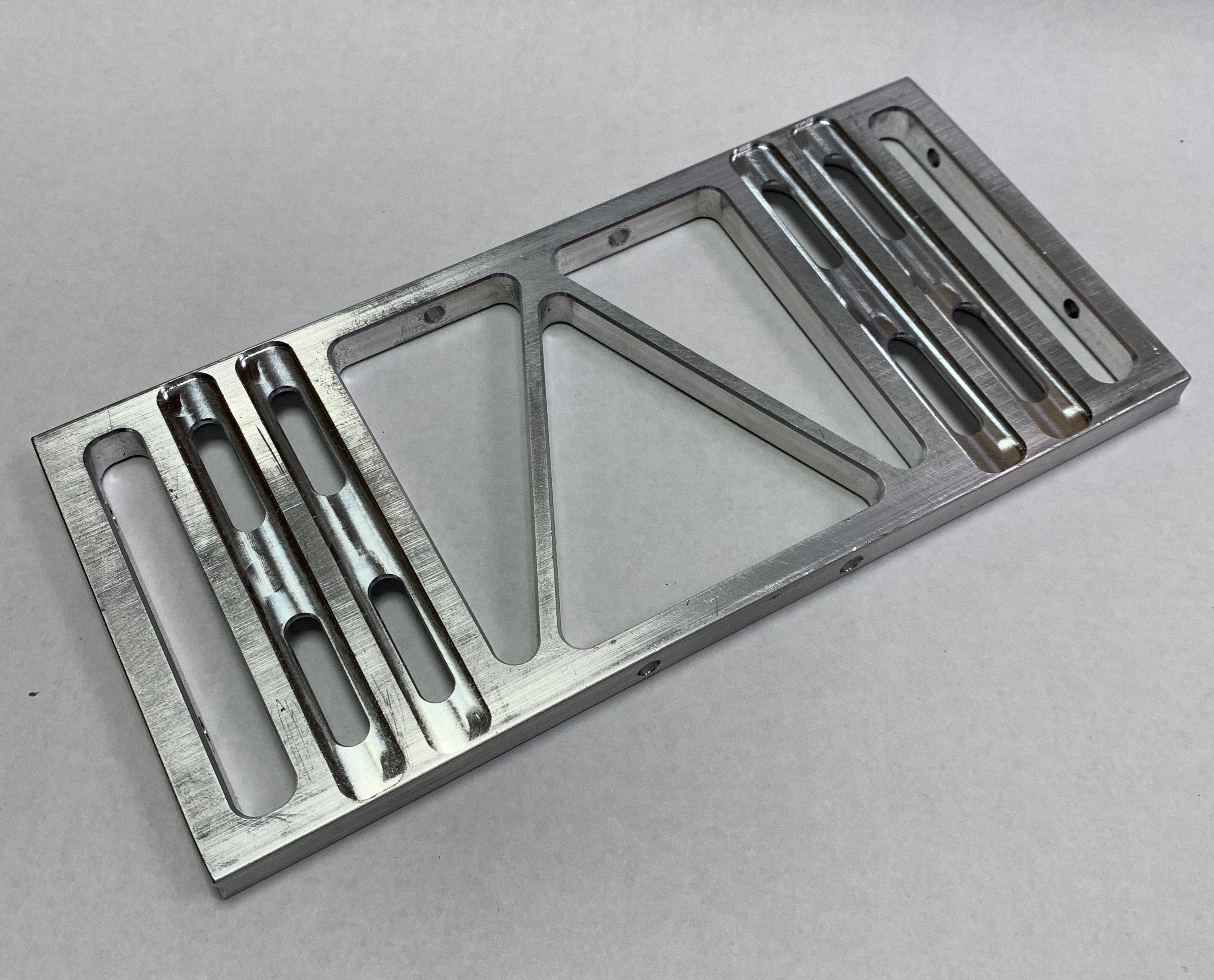 EVO2 Lower A-Arm Mounting Plate