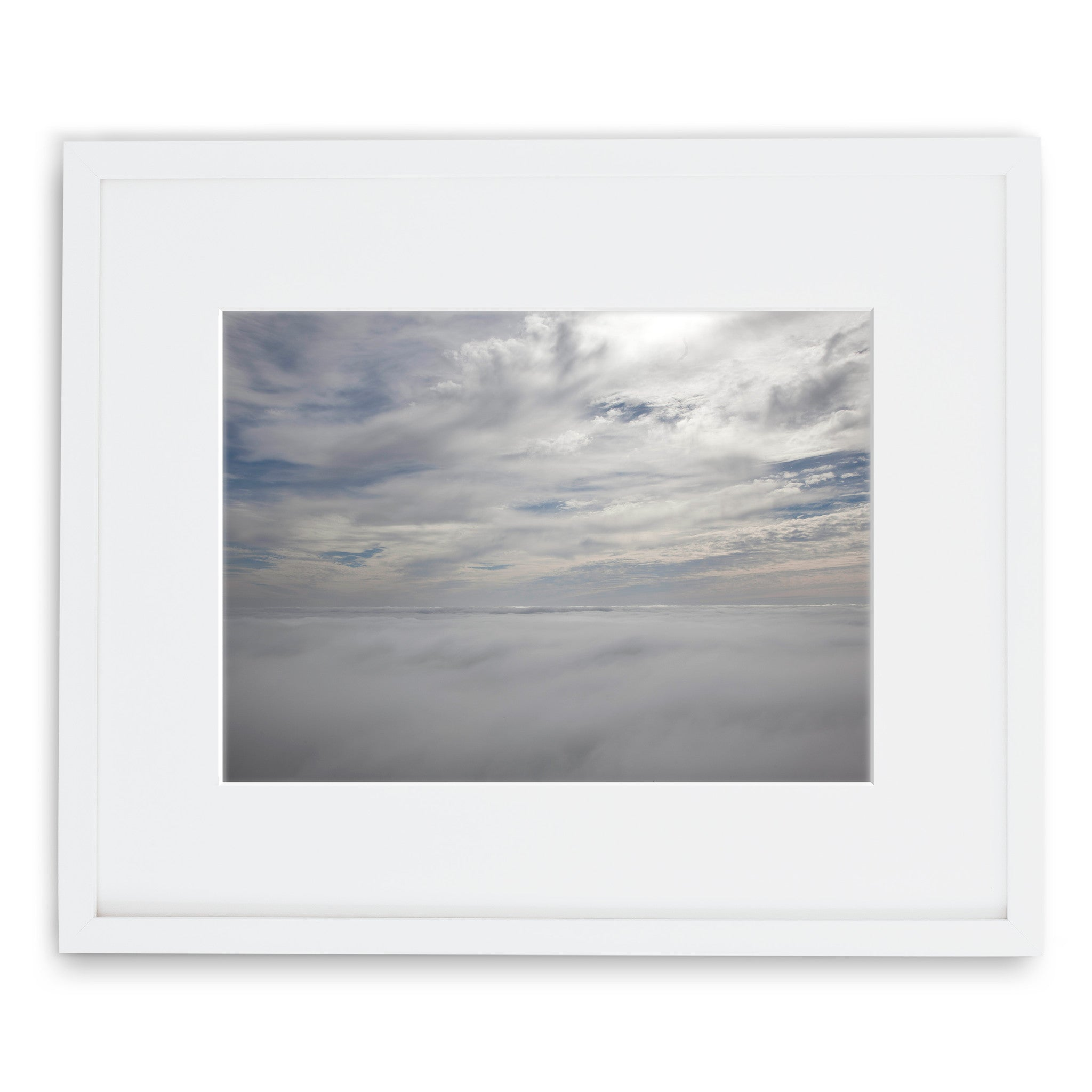Jessie Chaney Prints - Above the Clouds