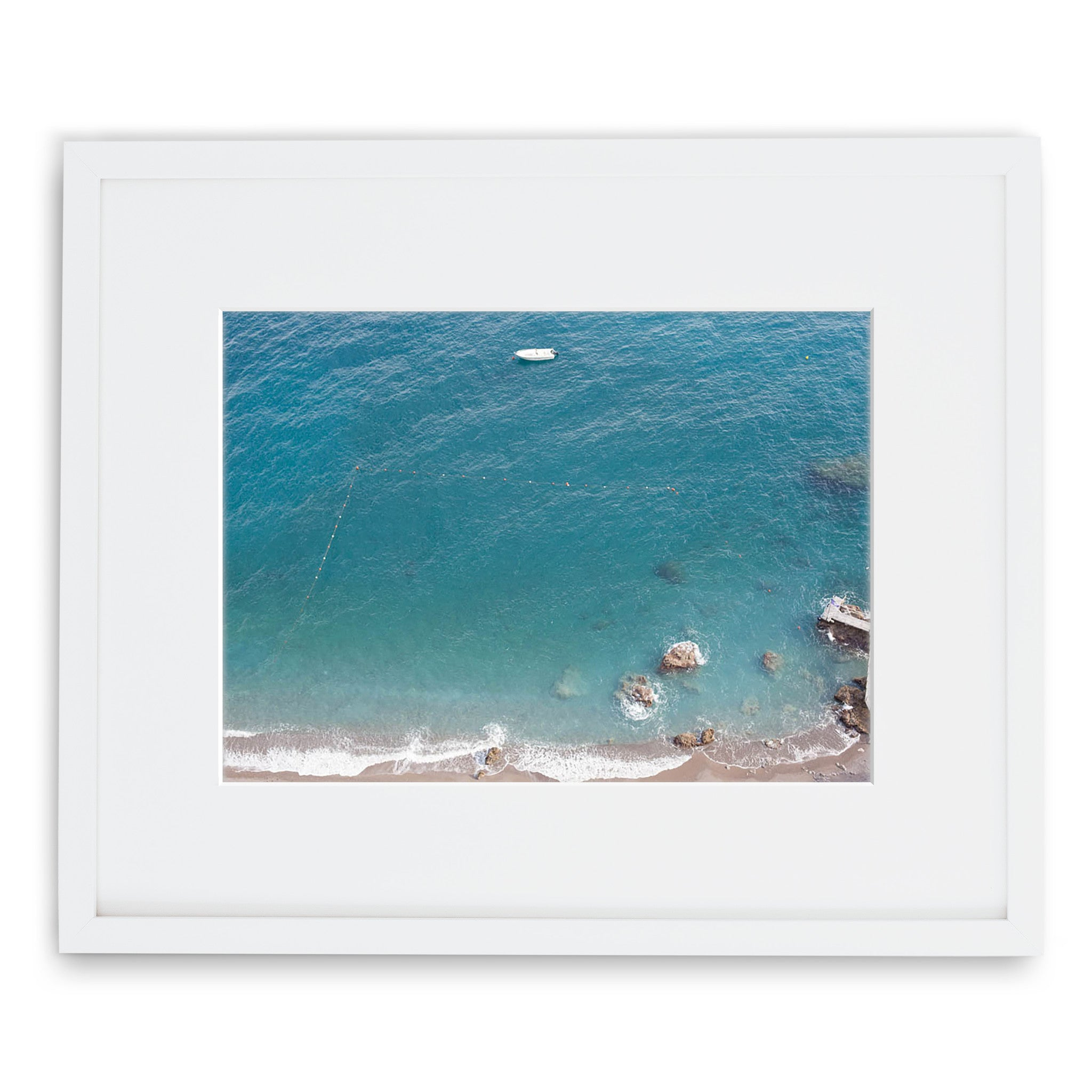 Jessie Chaney Prints - Amalfi Blue