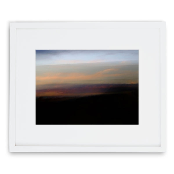 Jessie Chaney Prints - Black Sunset