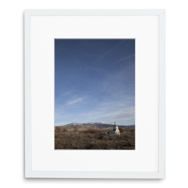 Jessie Chaney Prints - Chapel Moonrise