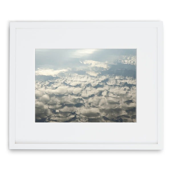 Jessie Chaney Prints | Cloud & Water
