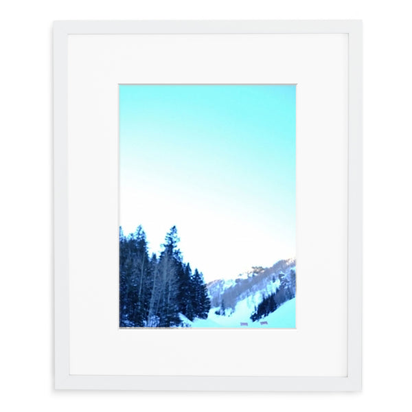 Jessie Chaney Prints - First Tracks