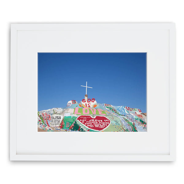 Jessie Chaney Prints - God is Love