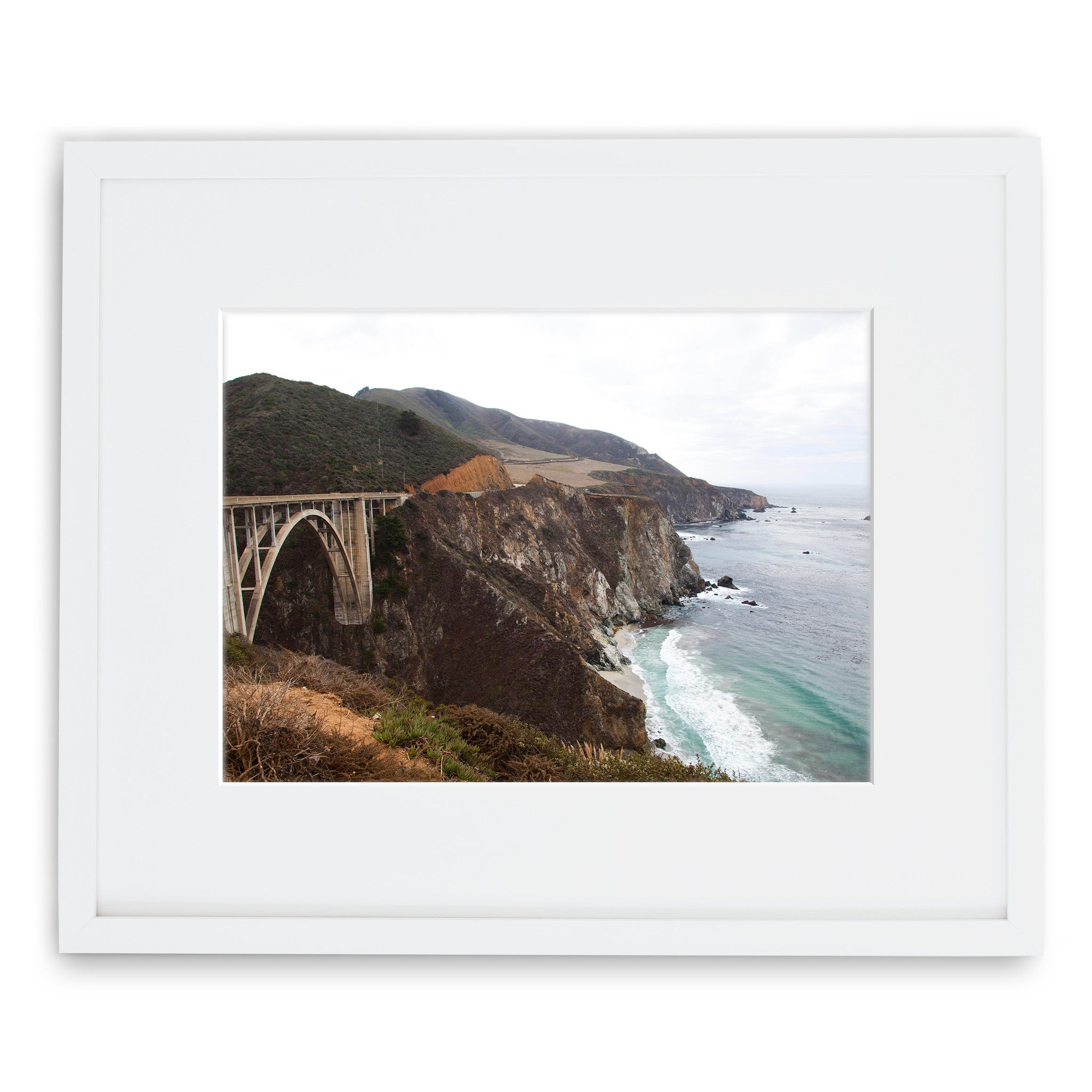 Jessie Chaney Prints - Highway 1